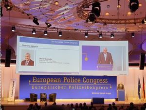 Opening of the 23rd European Police Congress by the Federal Minister of Interior, Mr. Horst Seehofer